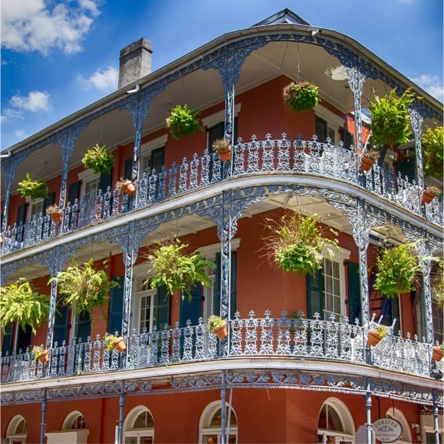 Walking Tour of New Orleans | Marriott Bonvoy Activities
