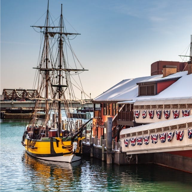 Boston Tea Party Ship and Museum  | Marriott Bonvoy Activities